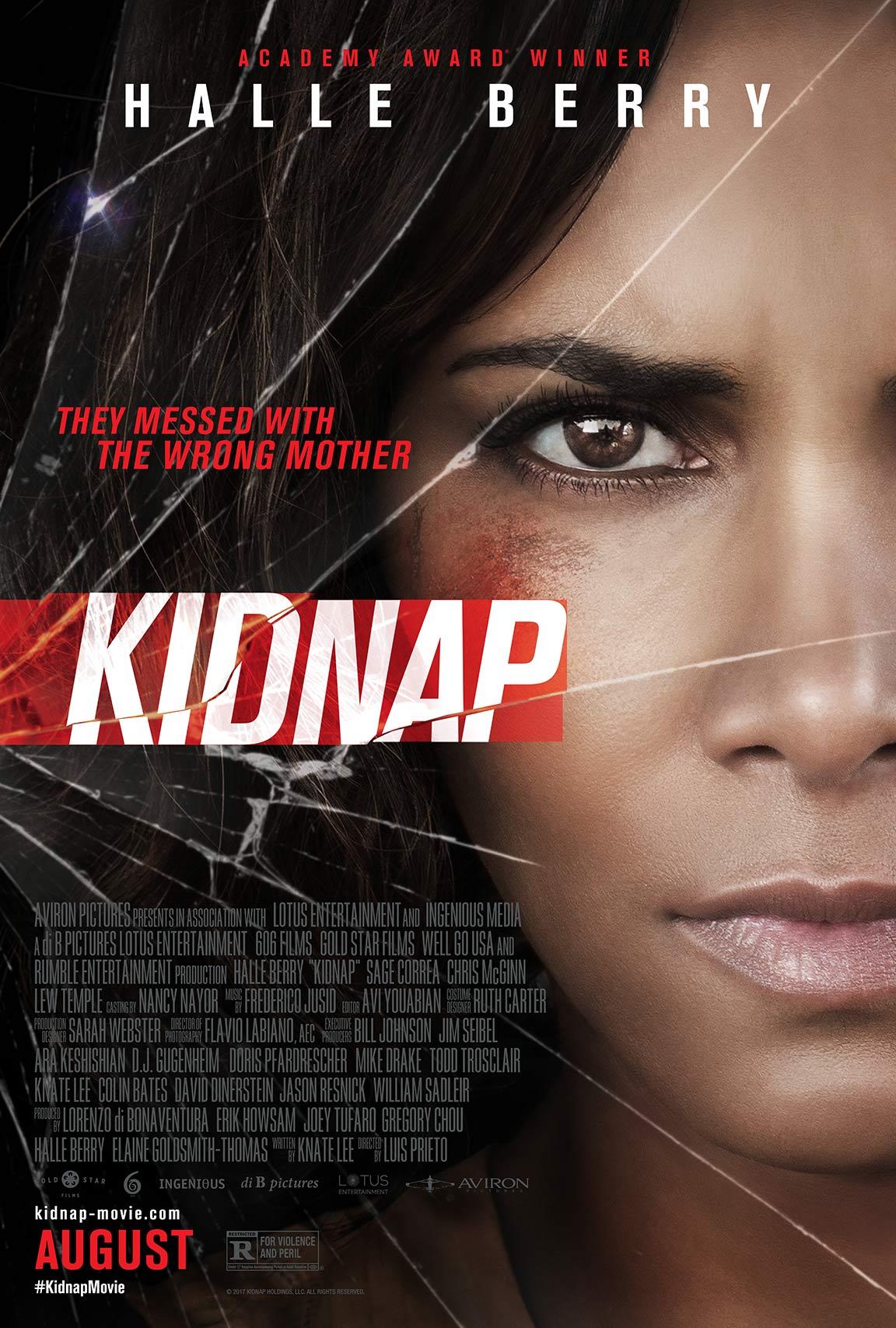Kidnap Poster #1