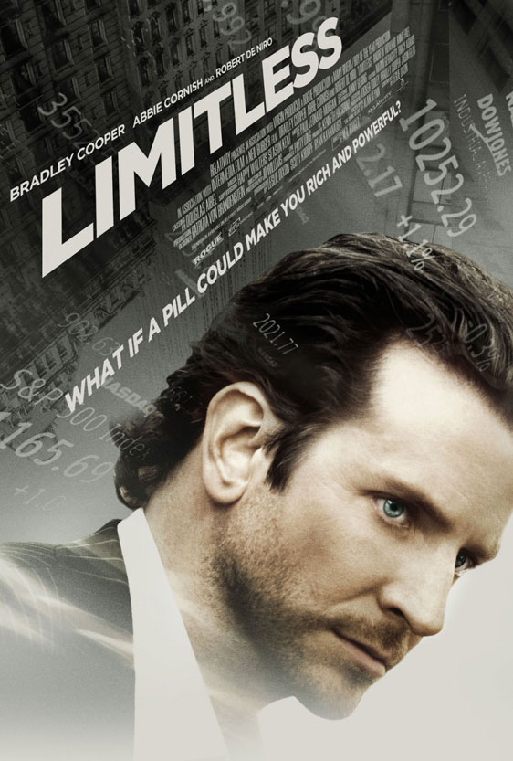Limitless Poster #2