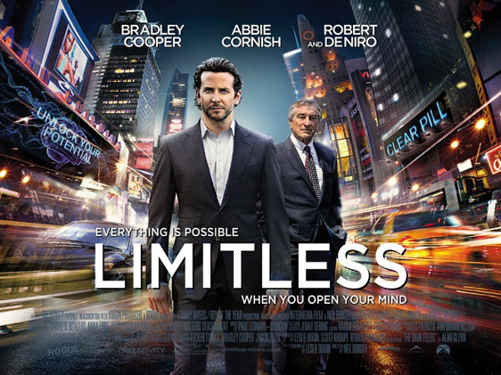 Limitless Poster #4