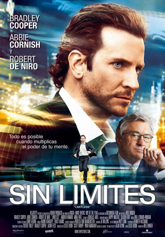 Limitless Poster #5