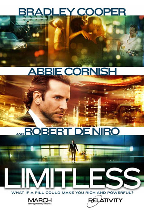 Limitless Poster #1