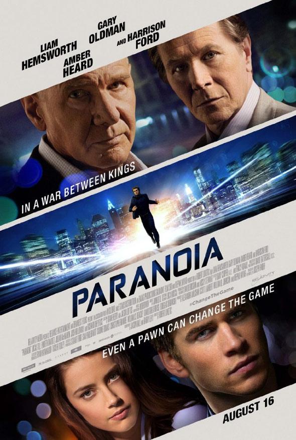 Paranoia Poster #1