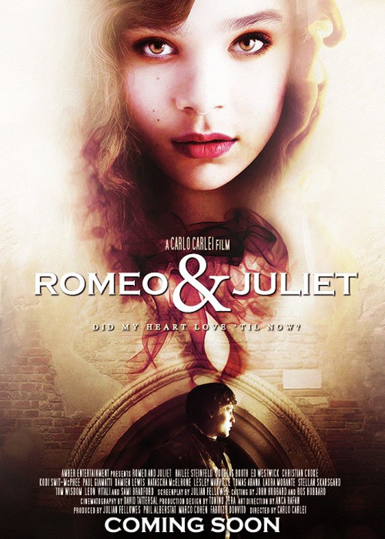 Romeo and Juliet Poster #1