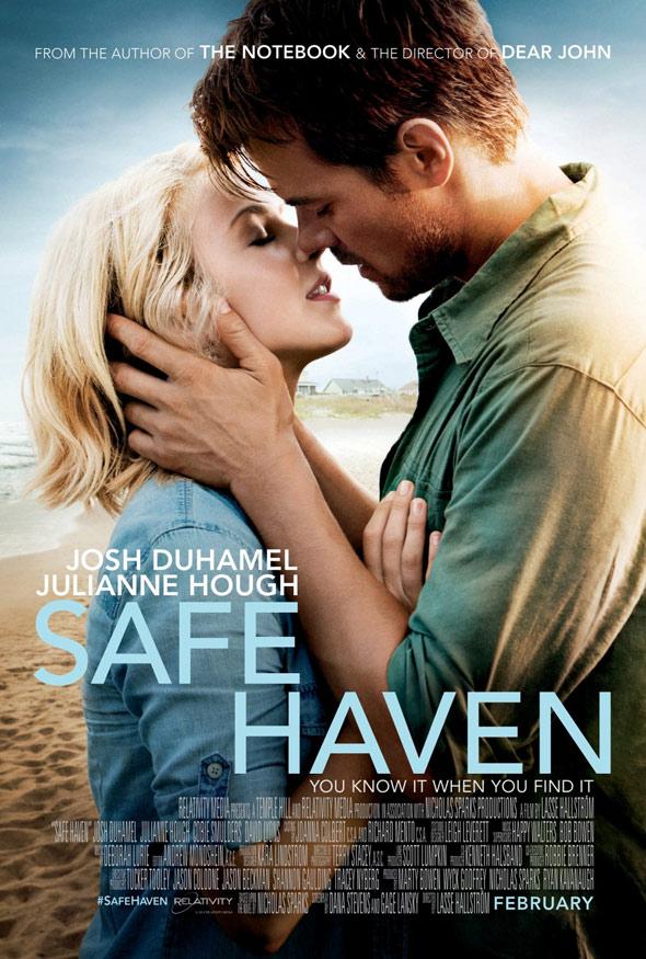 Safe Haven Poster #1