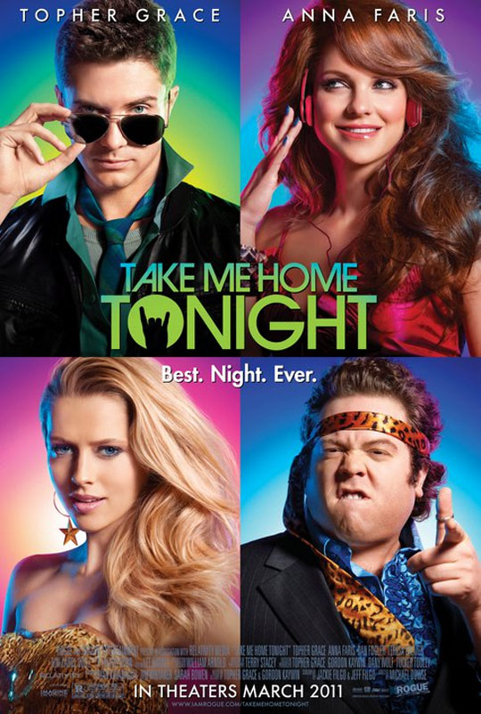 Take Me Home Tonight Poster #1