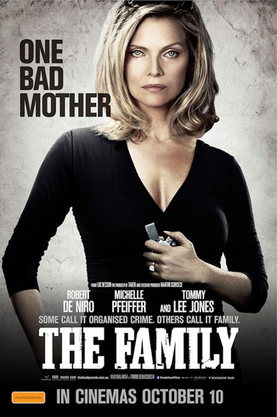 The Family Poster #12