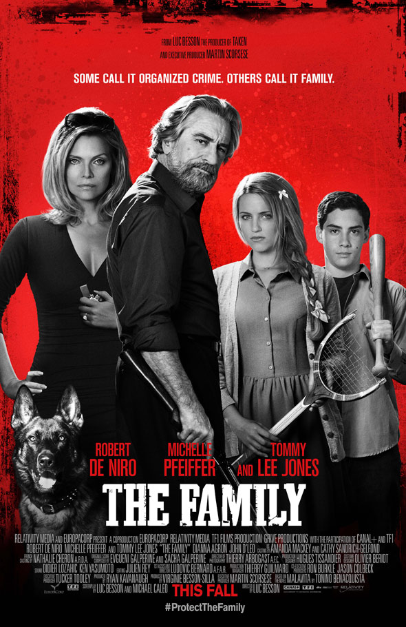 The Family Poster #1