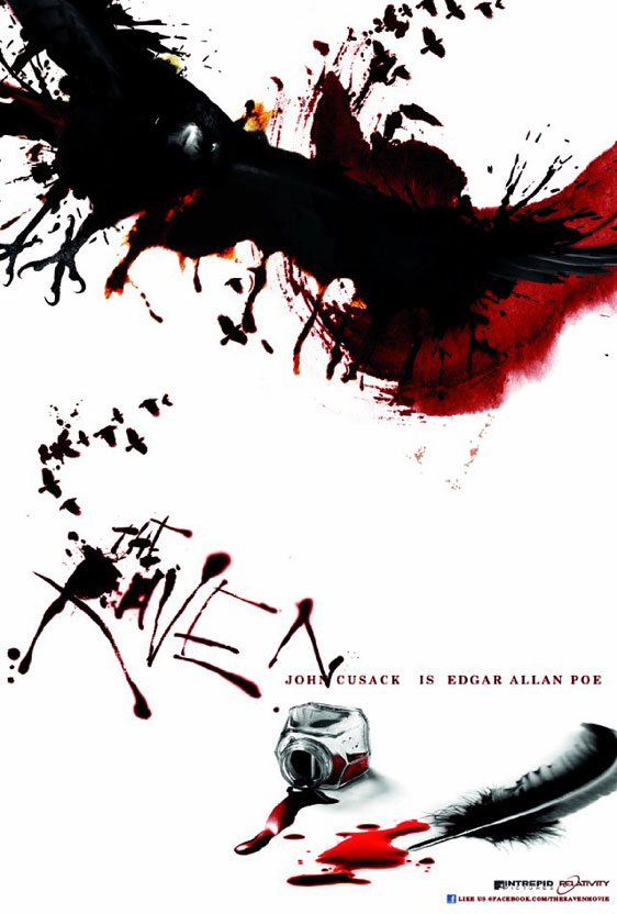The Raven Poster #1