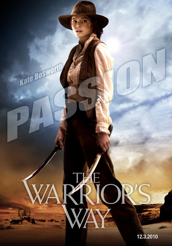 The Warrior's Way Poster #5