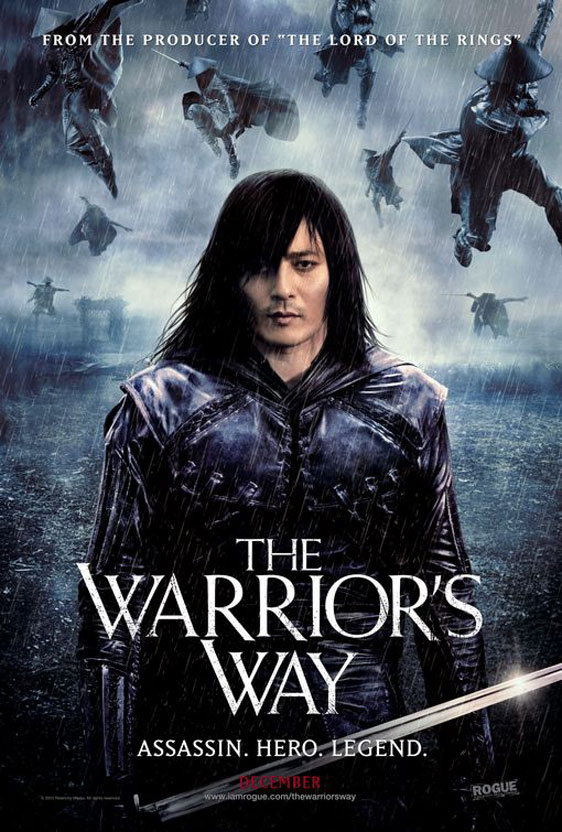 The Warrior's Way Poster #9