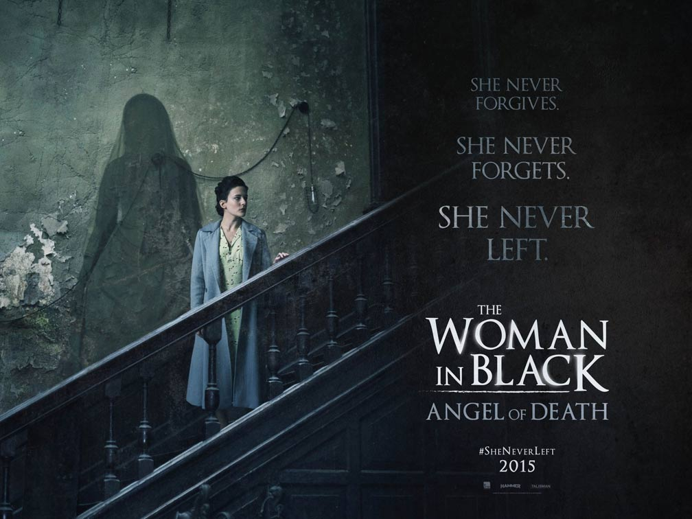 The Woman in Black 2: Angel of Death Poster #2