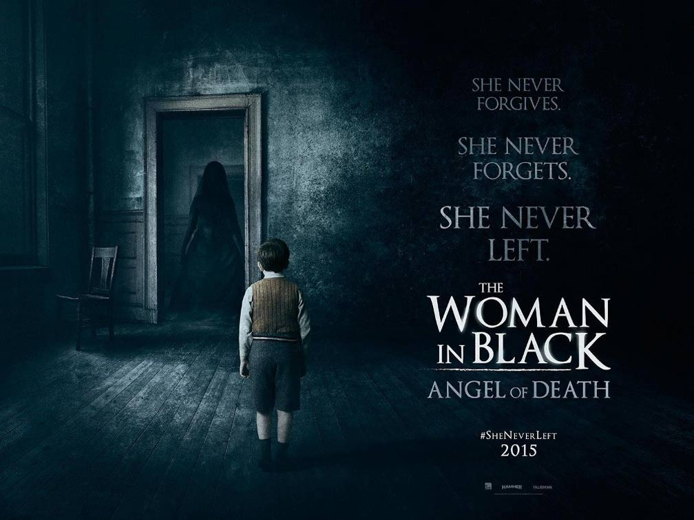 The Woman in Black 2: Angel of Death Poster #1