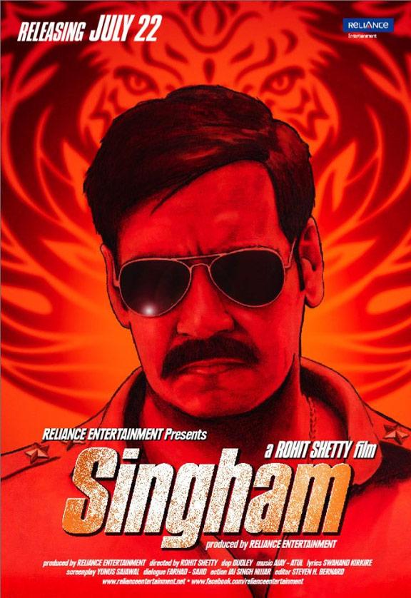 Singham Poster #1