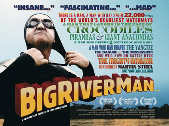 Big River Man Poster #2