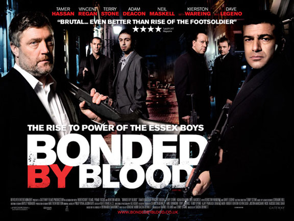 Bonded By Blood Poster #1