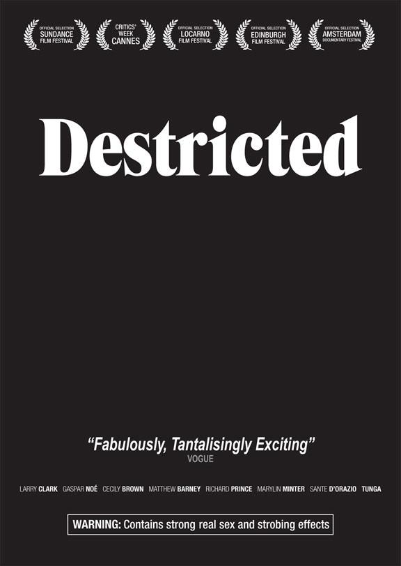 Destricted Poster #1