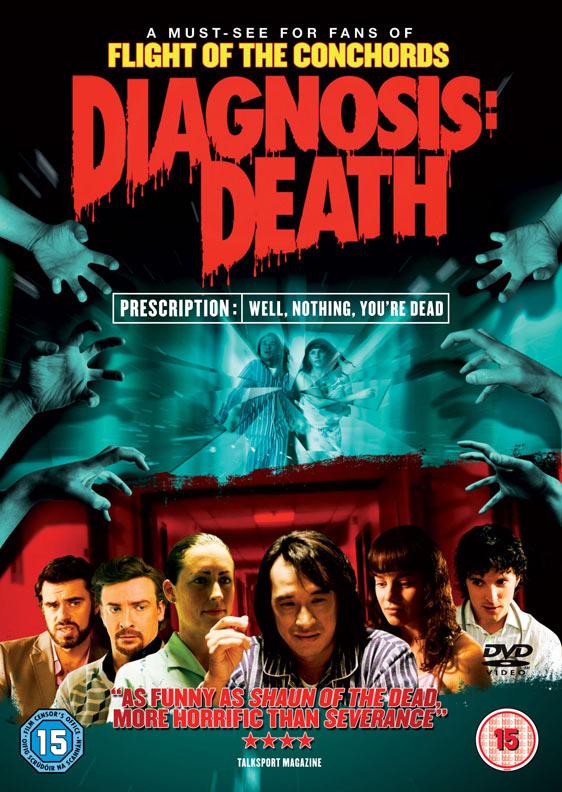 diagnosis death  2009  poster  1