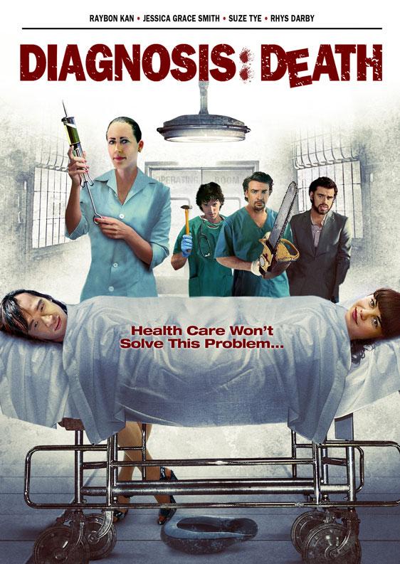 Diagnosis Death Poster #1