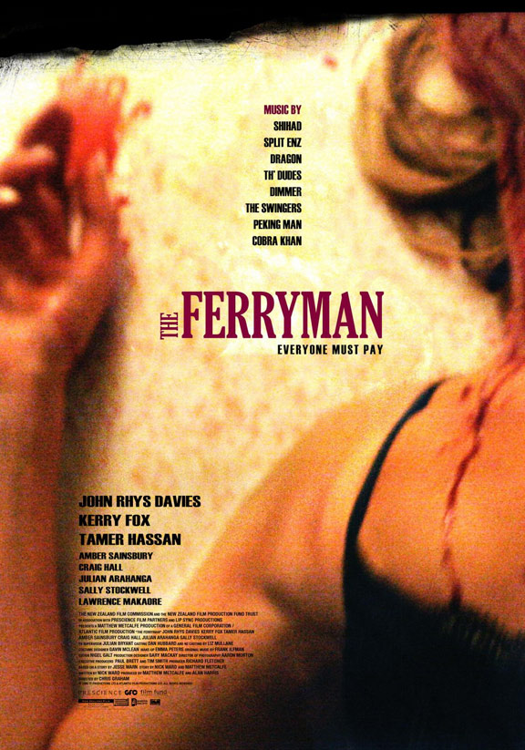 The Ferryman Poster #2