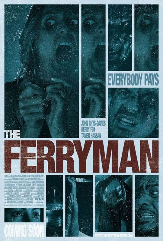 The Ferryman Poster #1