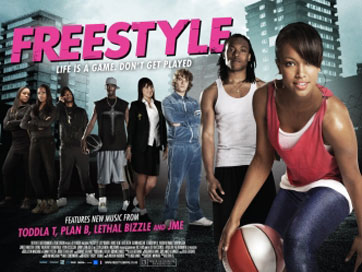 Freestyle Poster #1