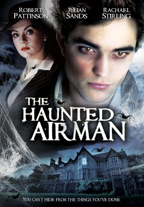 The Haunted Airman Poster #1