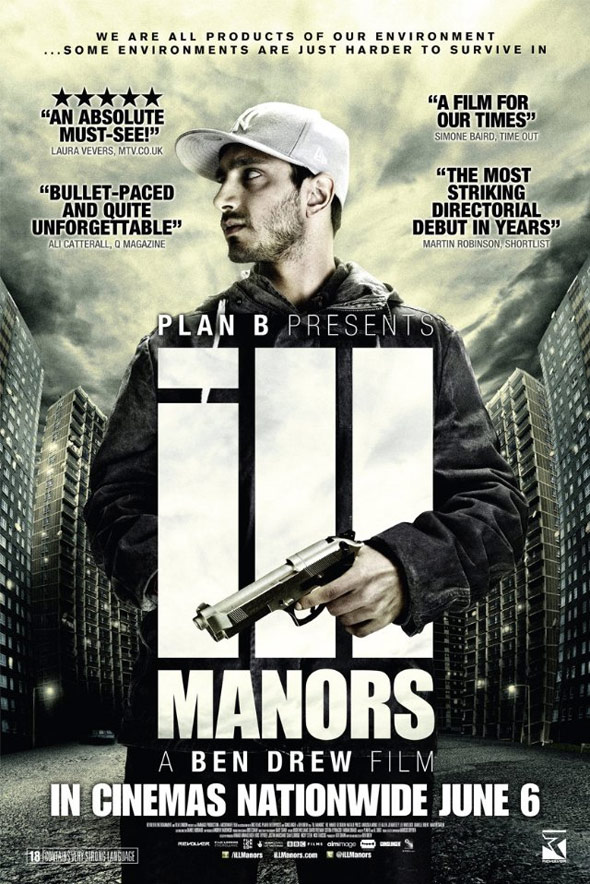 Ill Manors Poster #1