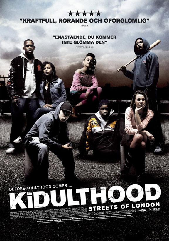 Kidulthood Poster #1