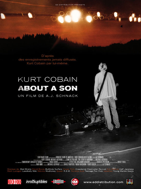 Kurt Cobain About a Son Poster #1