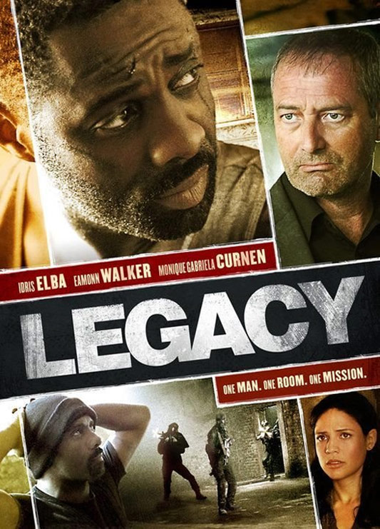 Legacy: Black Ops Poster #1
