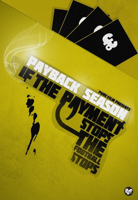 Payback Season Poster #1