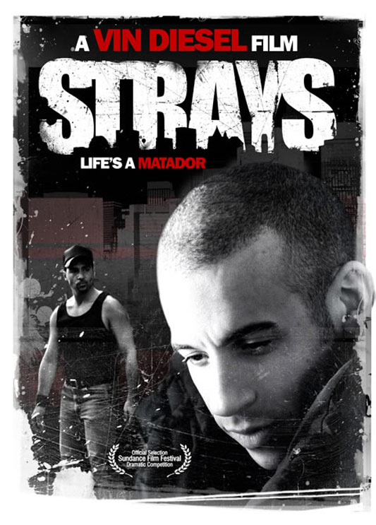 Strays Poster #1