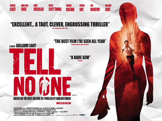 Tell No One Poster #1