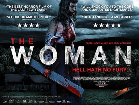The Woman Poster #2