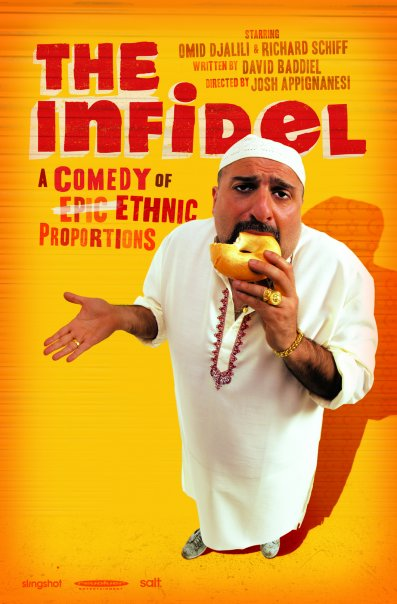 The Infidel Poster #1