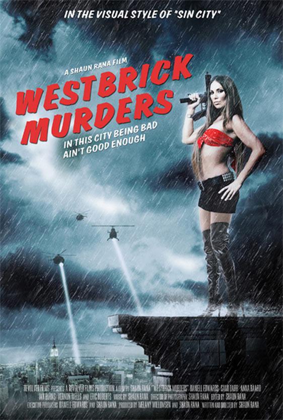 Westbrick Murders Poster #1