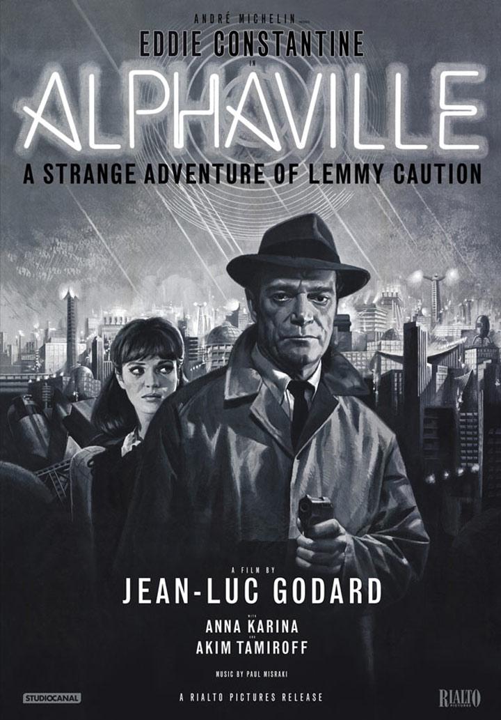 Alphaville Poster #1
