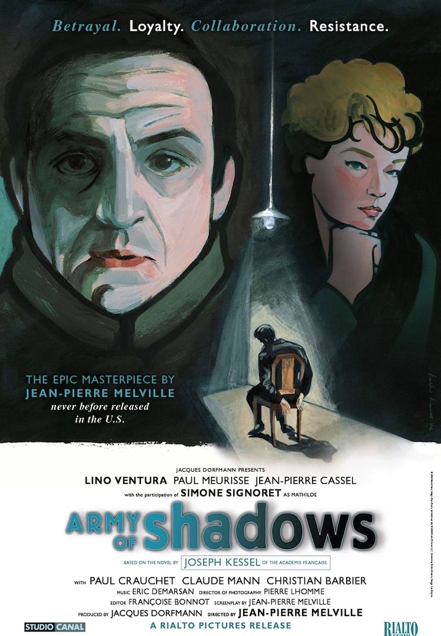 Army of Shadows Poster #1