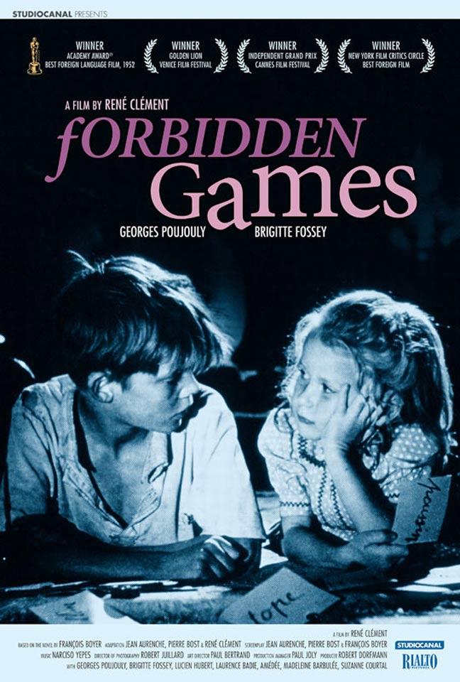 Forbidden Games Poster #1