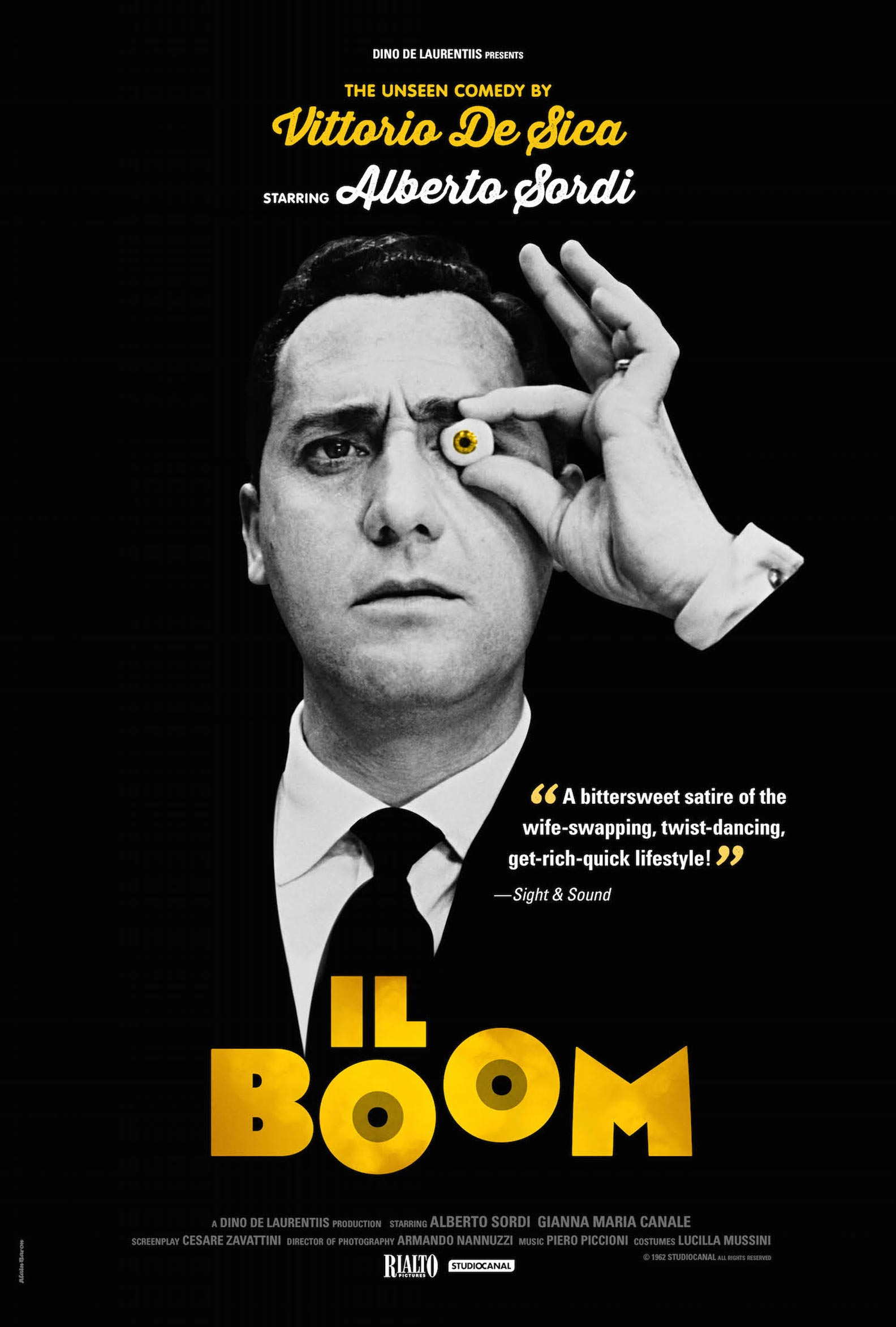 The Boom Poster #1