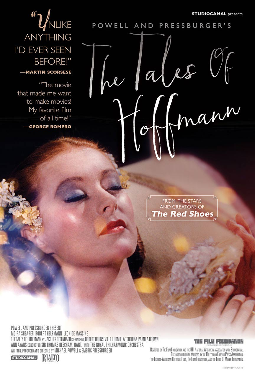 The Tales of Hoffmann Poster #1