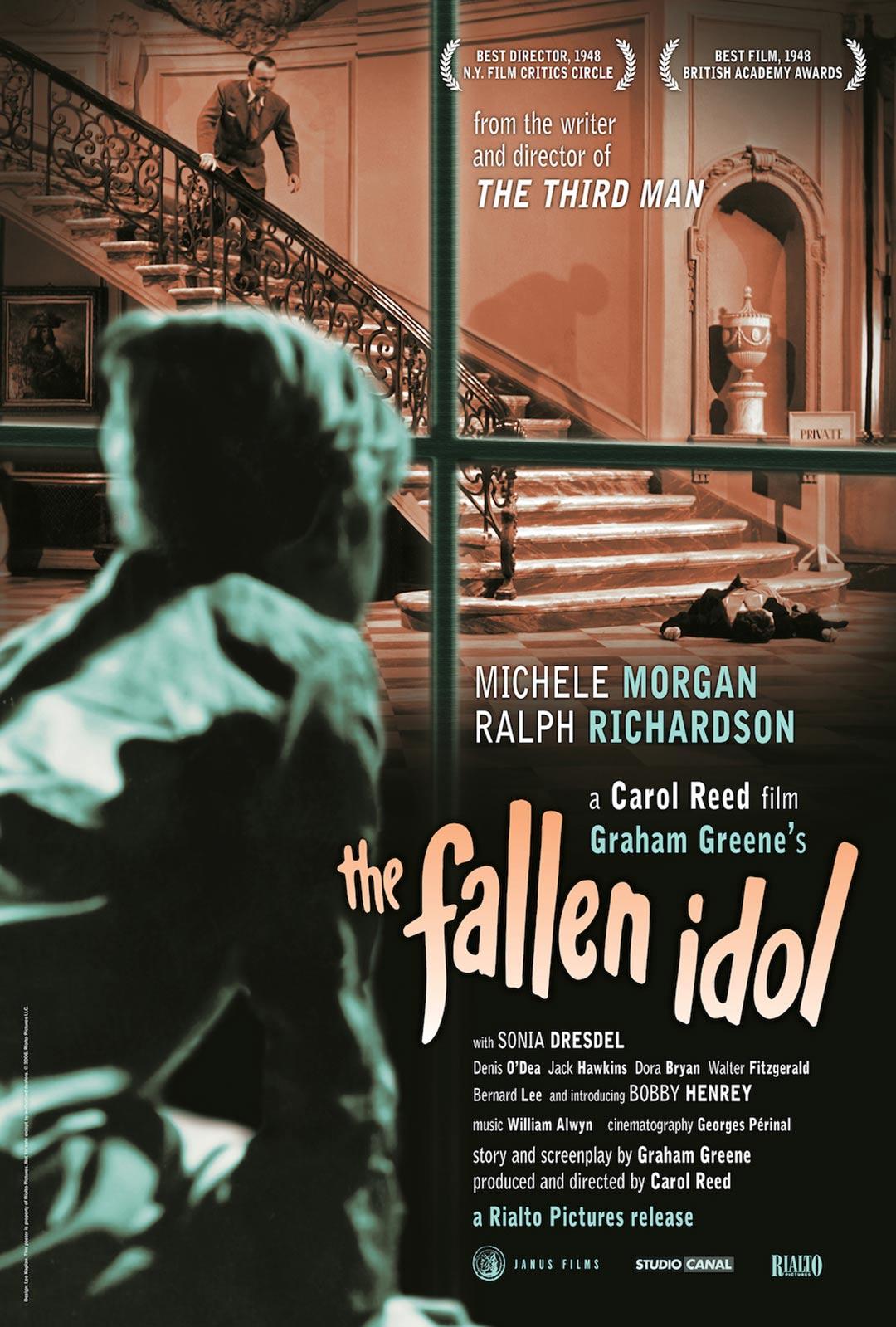 The Fallen Idol Poster #1