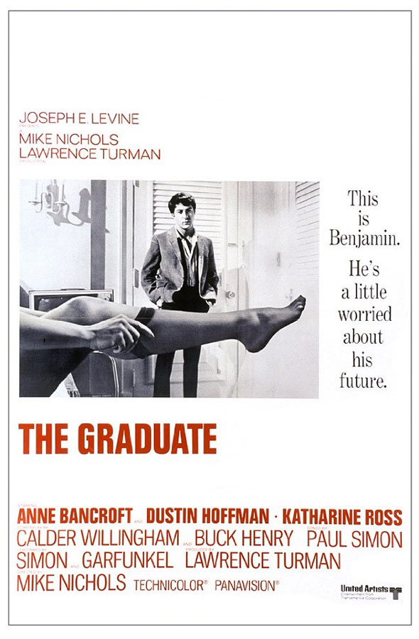The Graduate Poster #1