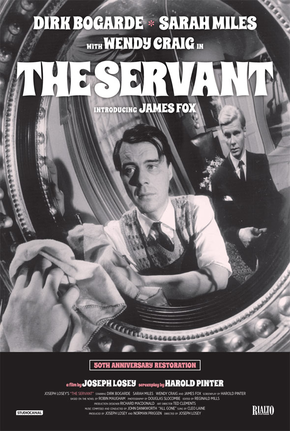 The Servant Poster #1