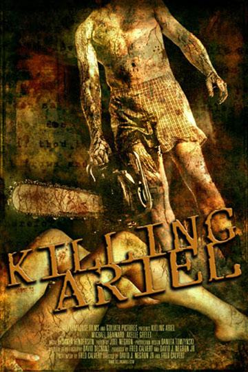 Killing Ariel Poster #1
