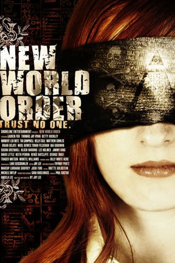 New World Order (Noon Blue Apples) Poster #1