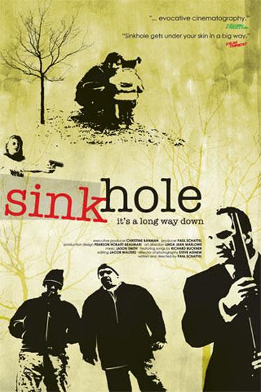 Sinkhole Poster #1