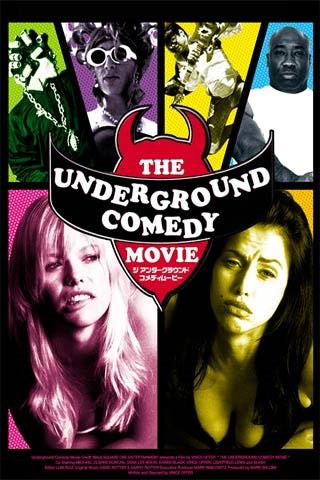 The Underground Comedy Movie Poster #1