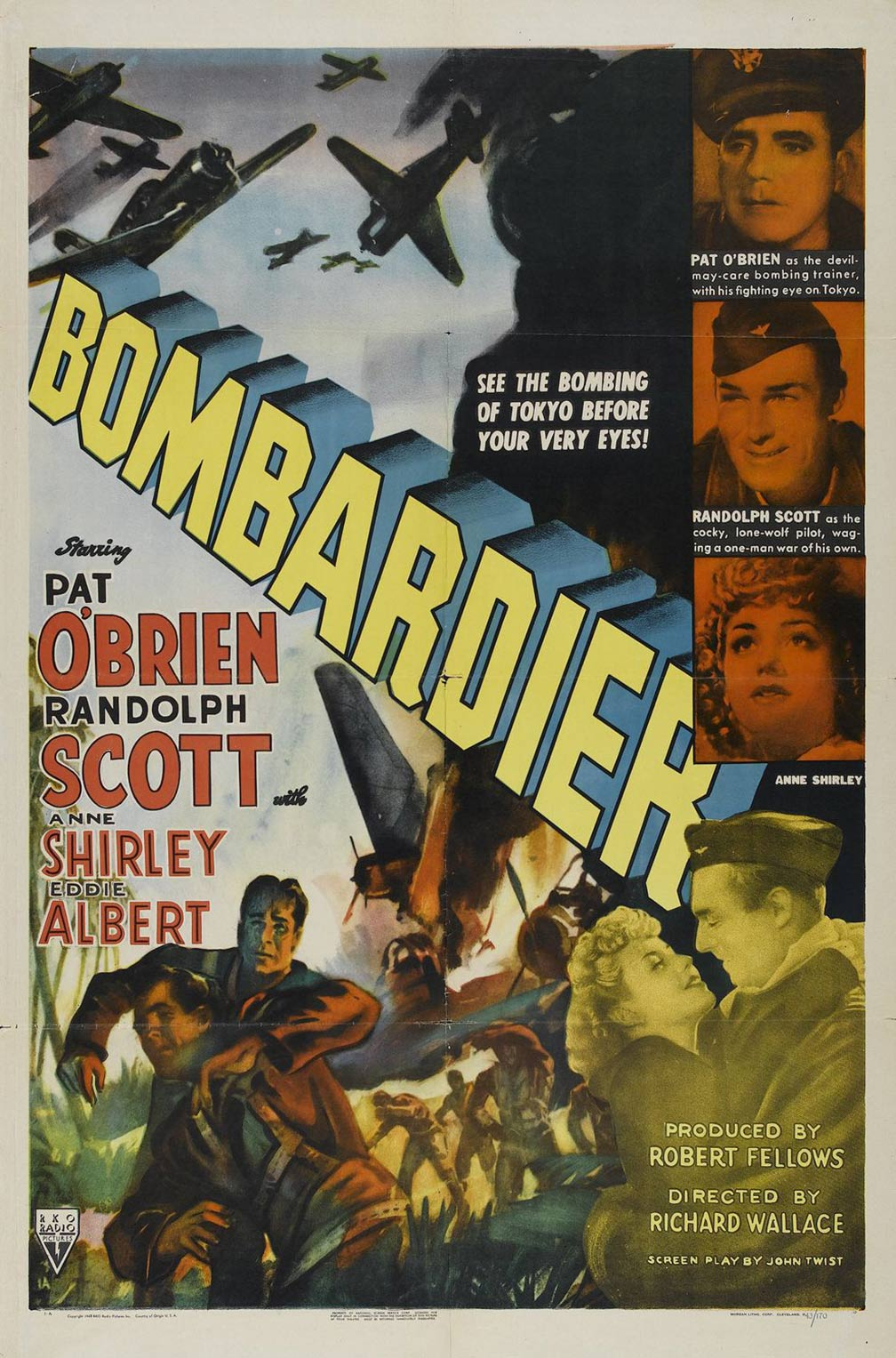 Bombardier Poster #1