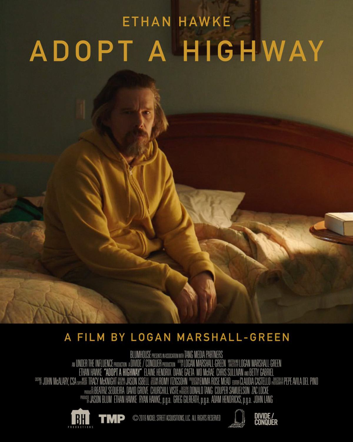 Adopt a Highway Poster #1